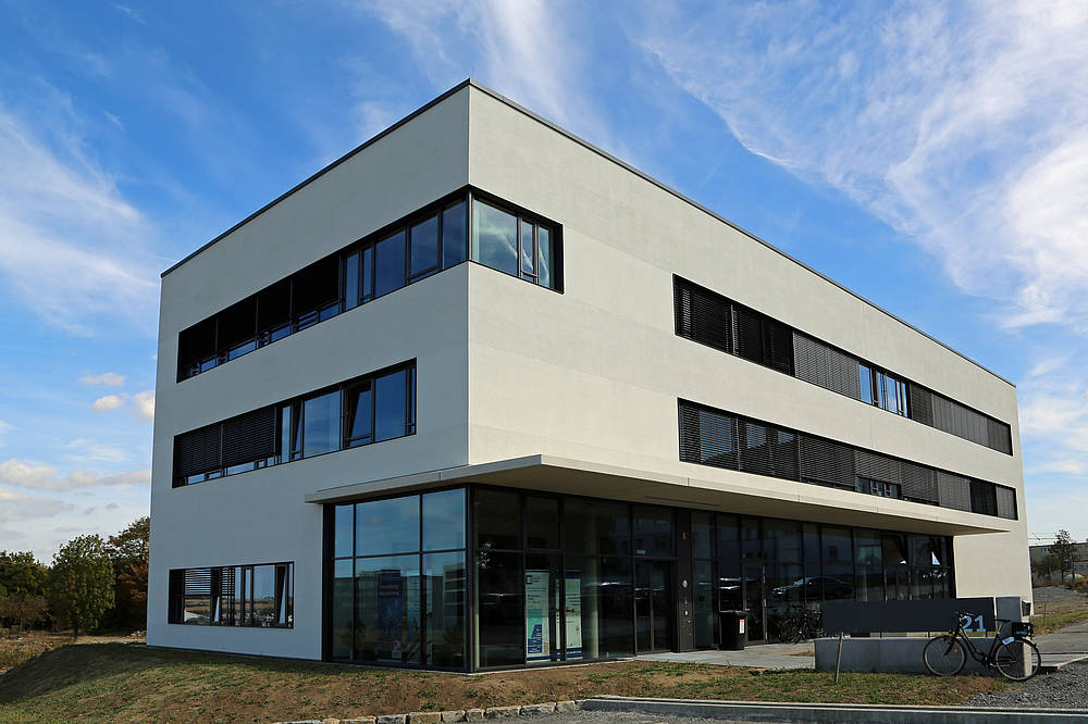 University of Würzburg Graduate Schools (UWGS) building